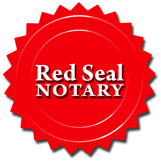 Red Seal Notary Canada S National Notary Public