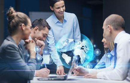 Coordinating Worldwide Clients