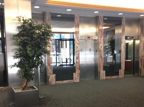 Lobby 130 Albert St